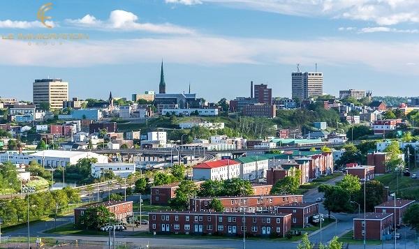 New Brunswick là nơi tuyệt vời để sinh sống và làm việc