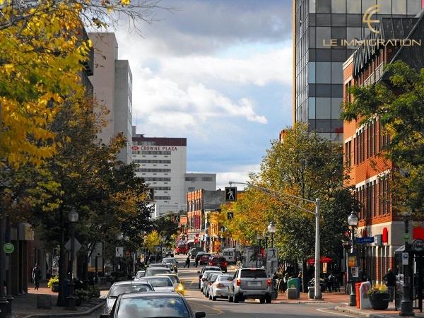 Các chương trình định cư New Brunswick