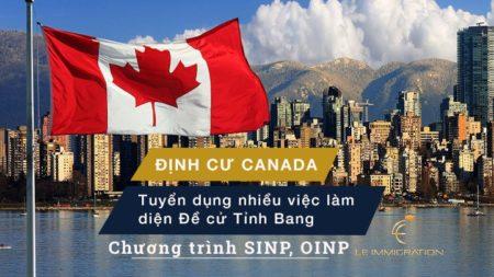Tăng cơ hội định cư Canada qua các chương trình đề cử tỉnh bang