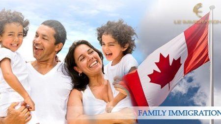 Định cư Canada cho cả gia đình