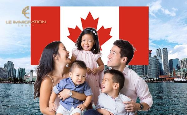 Định cư Canada, cả gia đình được hưởng đầy đủ chính sách phúc lợi xã hội như người bản địa