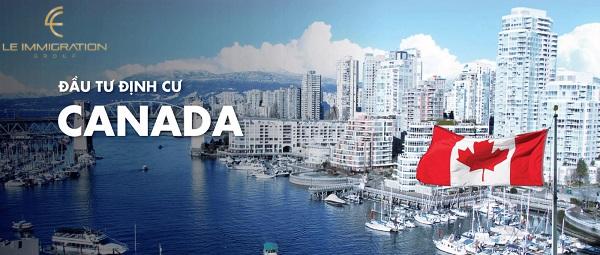 Các chương trình định cư Canada diện đầu tư
