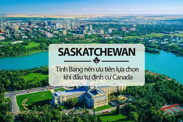 Saskatchewan là tỉnh bang lý tưởng nên lựa chọn khi định cư Canada