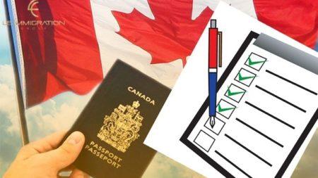 Hồ sơ làm Visa Canada gồm những gì?