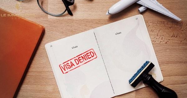 Các nguyên nhân khiến Visa Canada 10 năm của bạn bị từ chối