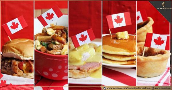 Đặc trưng văn hóa của Canada