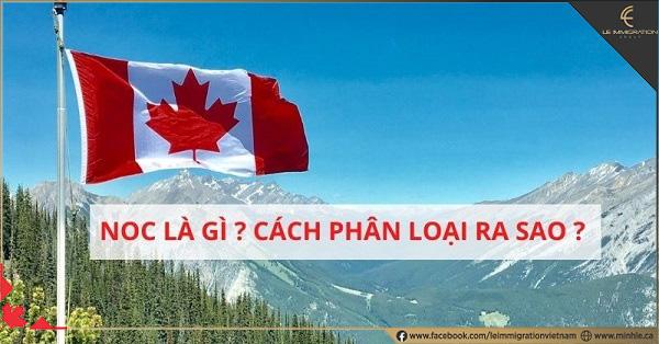 Danh sách định cư diện tay nghề NOC Canada là gì?