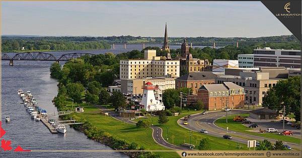 Du học và định cư tại Canada bang New Brunswick
