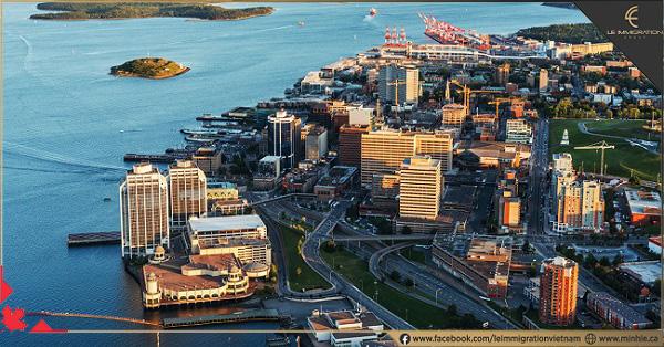 Du học và định cư tại Canada bang Nova Scotia