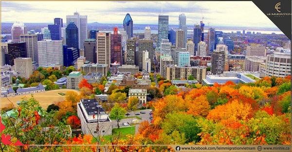 Du học và định cư tại Canada bang Quebec