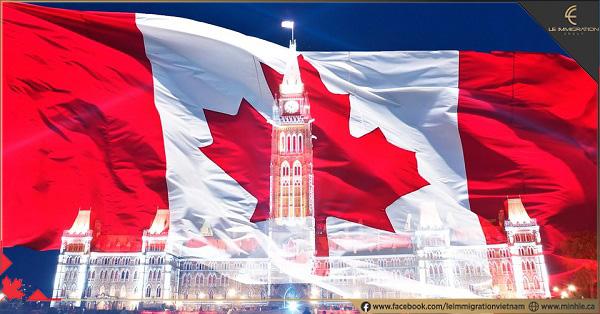 Luật di trú mới của Canada