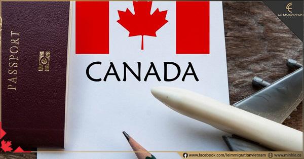 Thủ tục, giấy tờ bảo lãnh nhập cư Canada